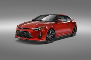 Scion tC Release Series 10.0 2016 года